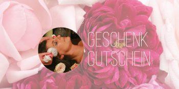 Geschenkgutschein Rosenstempel-Massage