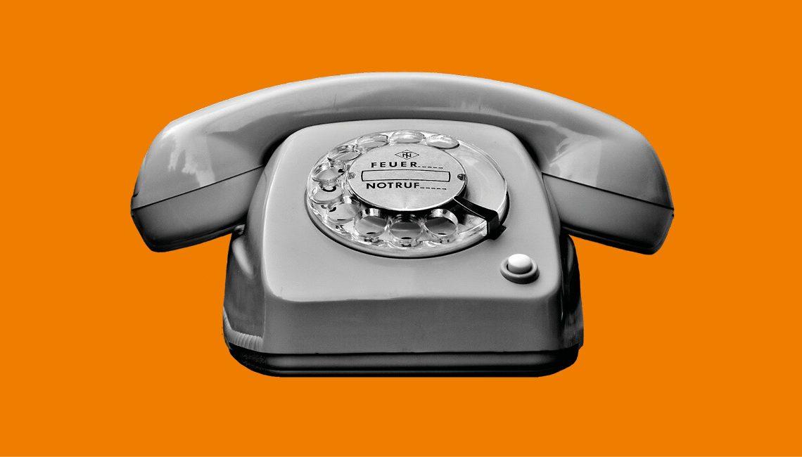 20 Regeln für richtiges Telefonieren