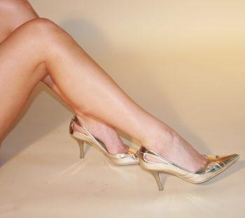 Beine High Heels