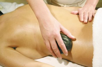Hot-Stone-Massage Seiten