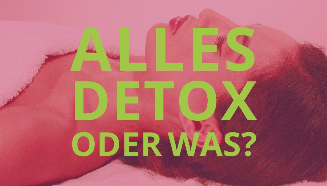 Apropos Detox-Massage