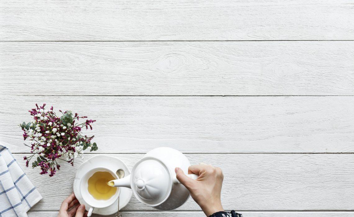 Kräutertees – gut für die Nieren