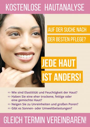 Plakat Hautanalyse Inhalte