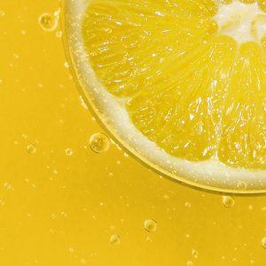 Zitrone - basische Behandlungen