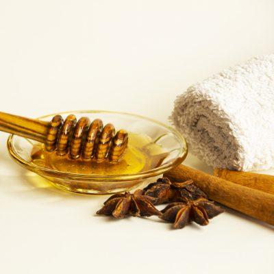 honigmassage stillleben