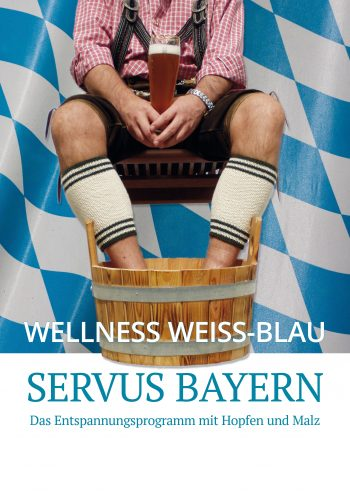 Plakat Servus Bayern Herren