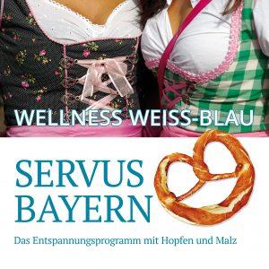 Plakat Servus Bayern Damen