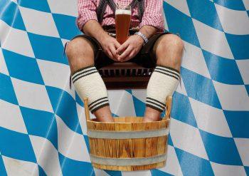 Servus Bayern Fußbad 2