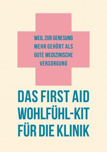 Plakat Wohlfühl-Kit