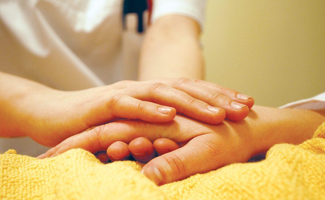 Pflege-Set für den Klinikaufenthalt: Streicheleinheiten für Körper und Seele