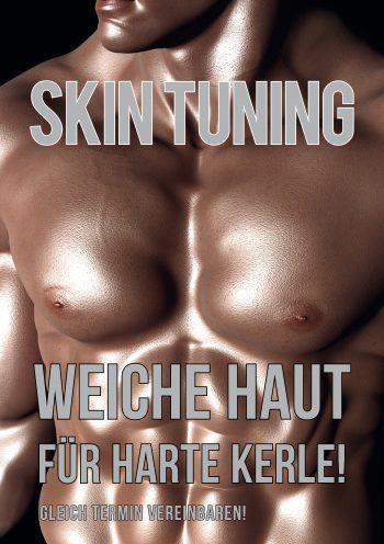 Plakat Skin Tuning Herren