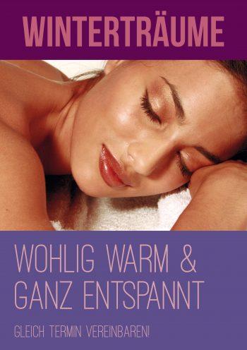 Plakat Winterträume