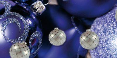 Geschenkgutschein Weihnachten blau Seite 4