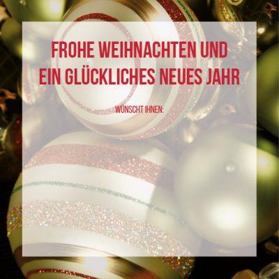 Dankeschön-Gutschein Weihnachten grün Seite 2