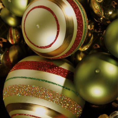 Dankeschön-Gutschein Weihnachten grün Seite 4