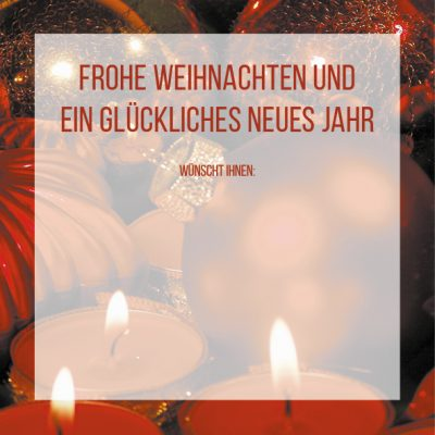 Dankeschön-Gutschein Weihnachten rot Seite 2
