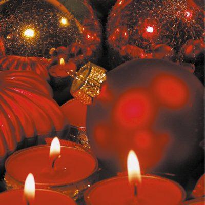 Dankeschön-Gutschein Weihnachten rot Seite 4