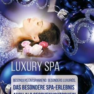 Plakat Luxury Spa
