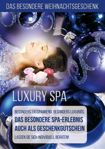 Plakat Luxury Spa