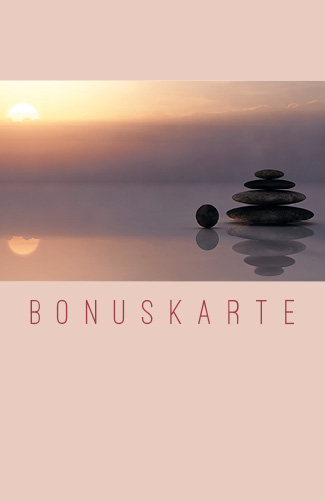 Bonuskarte Balance