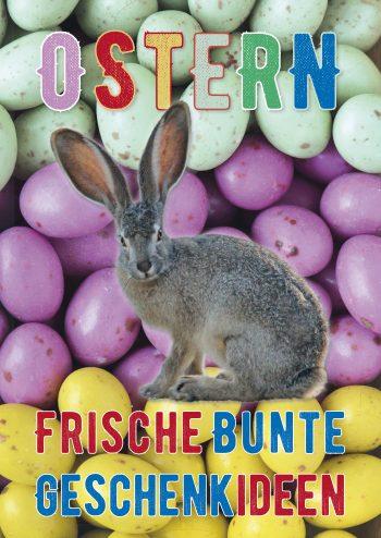 Plakat Ostern Geschenkideen