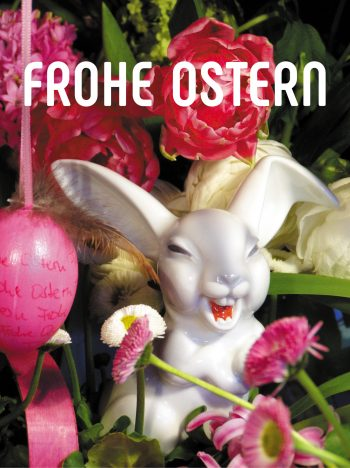 Frohe Ostern hoch