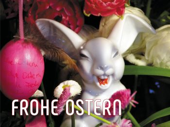 Frohe Ostern quer