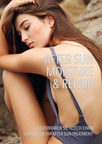 Plakat Moisture & Repair dunkel