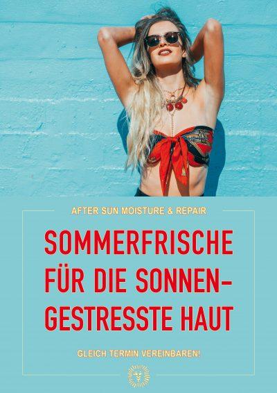 Plakat Sommerfrische