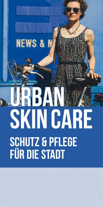 Flyer Urban Skin Care