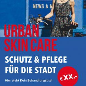 Plakat Urban Anti Pollution Angebot