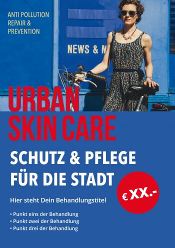 Plakat Urban Anti Pollution Angebot