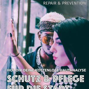 Plakat Urban Skin Couple