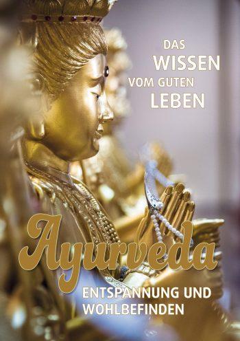 Plakat Ayurveda Buddha