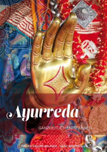 Plakat Ayurveda Buddha Hand