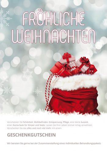 Plakat Weihnachtspakete