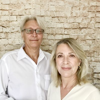Gisela Strössner, Michael Strasas