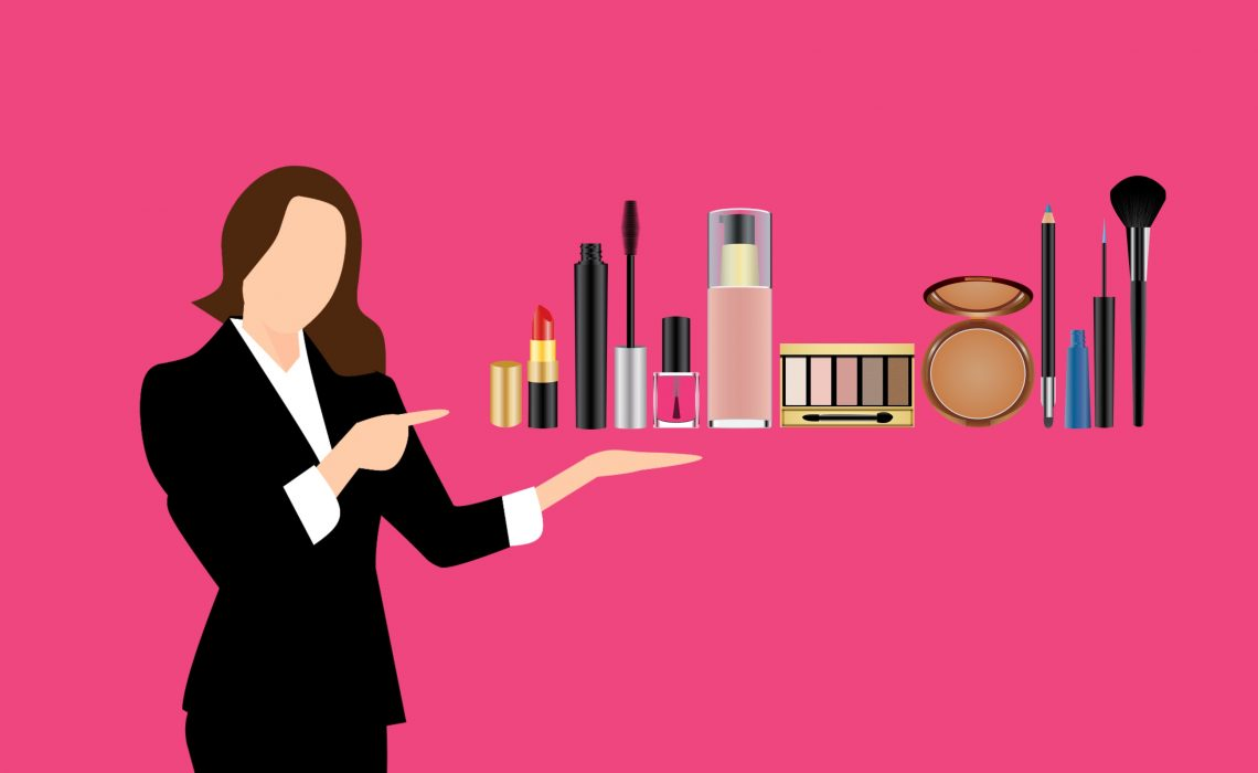 Mit Videos als Kosmetikstudio sichtbar bleiben und Produkte verkaufen