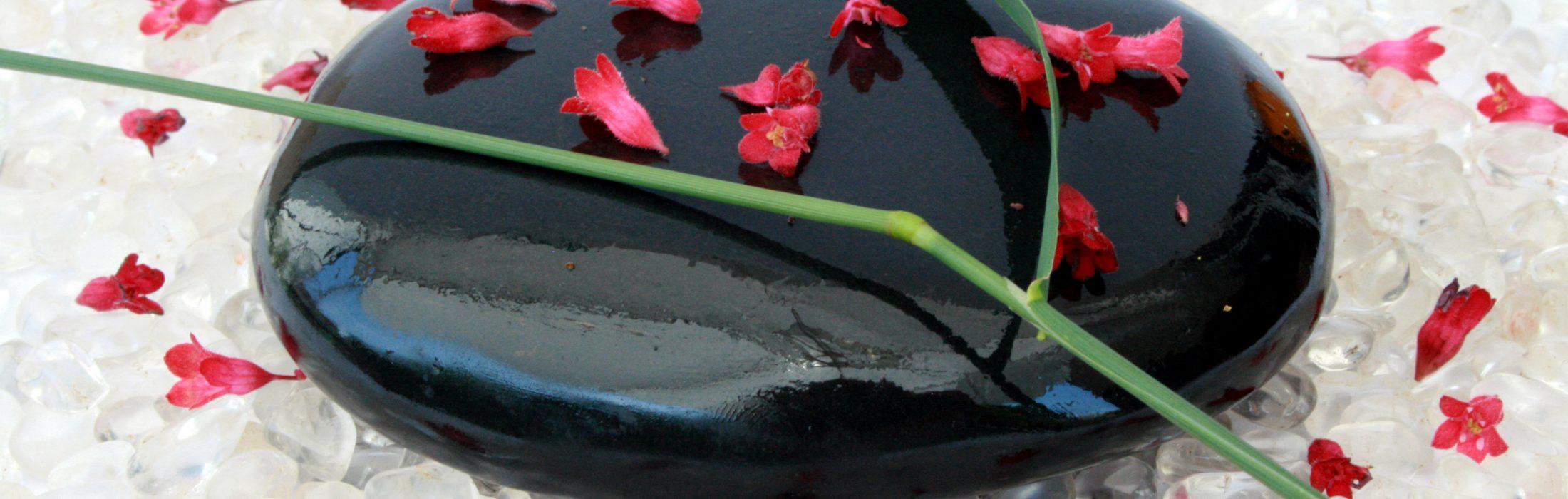 Hot Stone Blüten